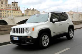 Jeep Renegade 1.4 АТ (160 л.с.)  2018