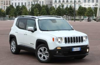Jeep Renegade 1.4 АТ (160 л.с.) AWD 2019
