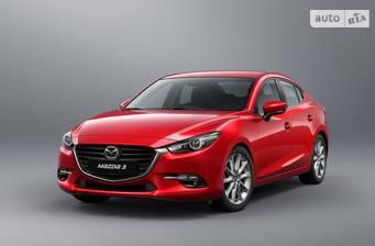 Mazda 3 1.5 MT (120 л.с.) 2018