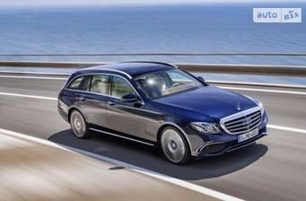 Mercedes-Benz E-Class E 200d (150 л.с) AT 2018
