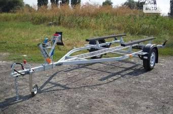 Прицеп Лодочный Для резиновых надувных (ПВХ) лодок до 3,8 м  2018