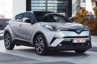 Toyota C-HR 1.2 CVT (116 л.с.) AWD 2018