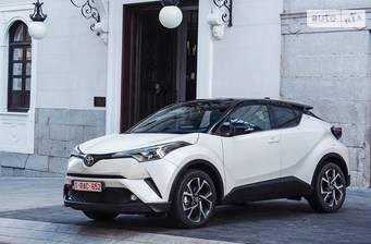 Toyota C-HR 1.2 MT (116 л.с.) 2018