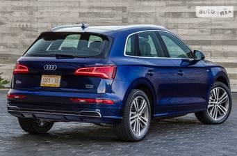 Audi Q5 New 2.0 TDI S-tronic (190 л.с.) Quattro  2019