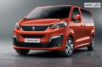 Peugeot Traveller 2.0 BlueHDi AT (180 л.с.) L3 2019