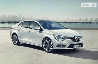 Renault Megane New 1.2 AT (130 л.с.) 2019