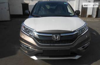 Honda CR-V 2.4 CVT (188 л.с.) 2017