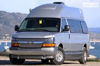 Chevrolet Express пасс. 5.3 AT (310 л.с.) AWD 2018