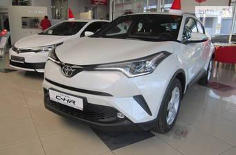 Toyota C-HR 1.2 CVT (116 л.с.) 2018