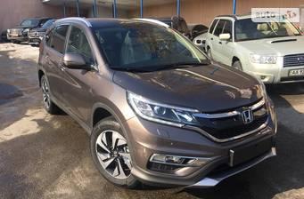 Honda CR-V 1.6D AT (160 л.с.) 2016
