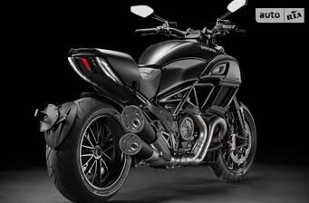 Ducati Diavel Black Stealth 2018