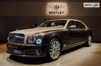 Bentley Mulsanne 6.8 AT (505 л.с.) Extra Long 2018