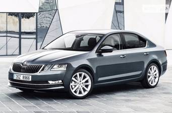 Skoda Octavia A7 New 2.0 TDI AT (150 л.с.) 4x4 2019