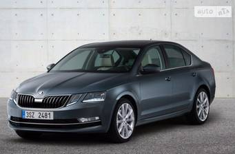 Skoda Octavia A7 New 1.6 MPI AT (110 л.с.) 2019