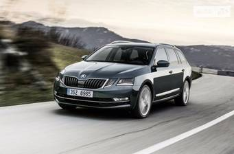 Skoda Octavia A7 New 1.8 TSI AT (180 л.с.) 2018