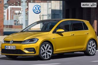 Volkswagen Golf New VII 1.4 TSI МТ (125 л.с.) 2018