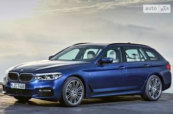 BMW 5 Series G31 520i АT (184 л.с.)  2018
