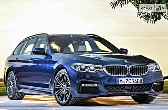 BMW 5 Series G31 520d АT (190 л.с.) xDrive 2019