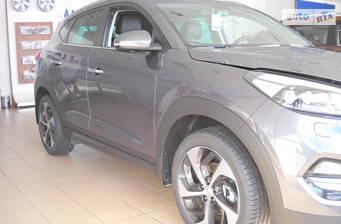 Hyundai Tucson 1.6T-GDI АТ (177 л.с.) 4WD 2016