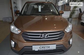 Hyundai Creta 1.6 DOHC AT (123 л.с.) 2WD 2017
