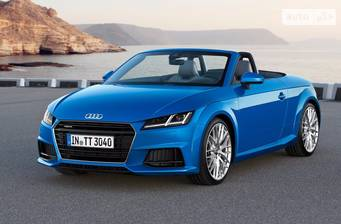 Audi TT 2.0 TFSI S-tronic (230 л.с.) Quattro  2018