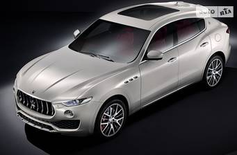 Maserati Levante S 3.0 АТ (430 л.с.) AWD 2018
