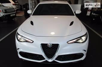 Alfa Romeo Giulia 2.9 Bi-Turbo MT (510 л.с.) Quadrifoglio 2018