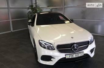 Mercedes-Benz E-Class New E 220d АТ (194 л.с.) 2018
