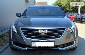Cadillac CT6  3.0 Twin Turbo  (404 к.с.) AWD 2018