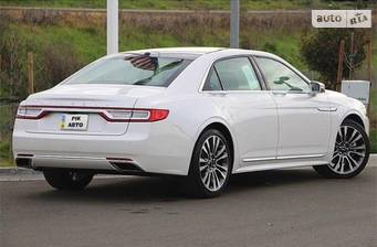 Lincoln Continental 2.7 AT (340 л.с.) AWD 2018