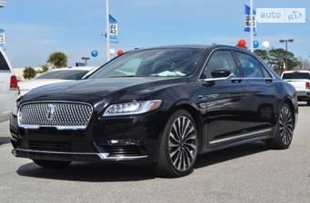 Lincoln Continental 3.0 AT (400 л.с.) AWD 2018