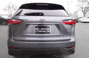 Lexus NX 300h AT (205 л.с.) AWD 2018