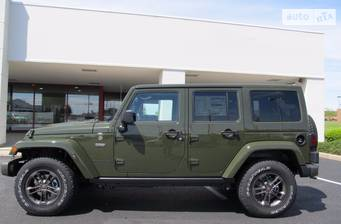 Jeep Wrangler 5D 3.6 AT (285 л.с.) AWD 2018