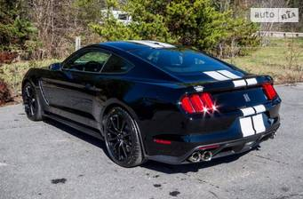 Ford Mustang 5.2 MТ (532 л.с.) Shelby GT350 2018