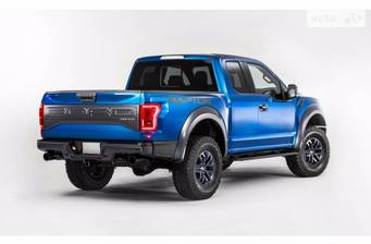 Ford F-150 Raptor 3.5 AT (450 л.с.) SuperCab AWD 2019