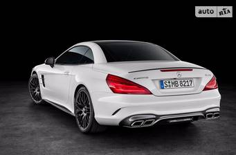 Mercedes-Benz SL-Class Mercedes-AMG SL 63 AT (585 л.с.) 2019