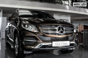 Mercedes-Benz GLE-Class GLE SUV 350d AT (258 л.с.) 4Matic  2018