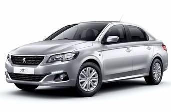 Peugeot 301 New 1.6 AT (115 л.с.) 2018