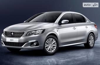 Peugeot 301 New 1.2 MT (82 л.с.)  2017