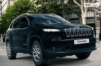 Jeep Cherokee 2.4 AT (184 л.с.) AWD 2017