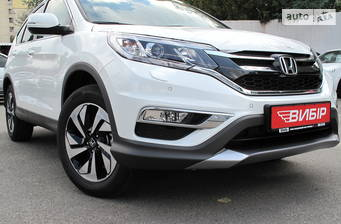 Honda CR-V 1.6D AT (190 л.с.) 2017