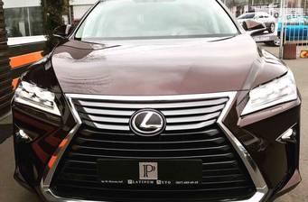 Lexus RX 200t AT (238 л.с.)  2018