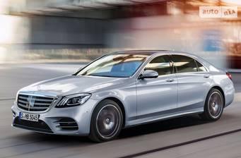 Mercedes-Benz S-Class S 350d AT (286 л.с.) 2019