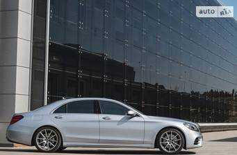 Mercedes-Benz S-Class S 350d AT (286 л.с.) 2019
