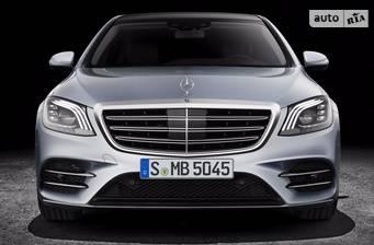 Mercedes-Benz S-Class S 350d AT (286 л.с.) Long 2018