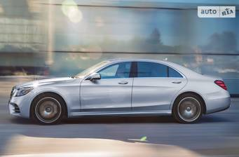 Mercedes-Benz S-Class S 560 AT (469 л.с.) 4Matic 2019