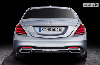 Mercedes-Benz S-Class S 560 AT (469 л.с.) 2019