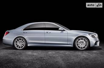 Mercedes-Benz S-Class S 450 AT (367 л.с.) Long 2019