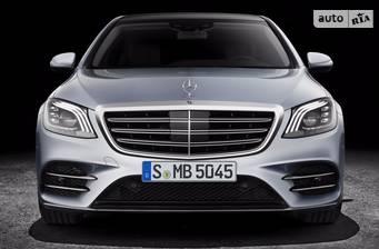 Mercedes-Benz S-Class S 560 AT (469 л.с.) 4Matic 2018