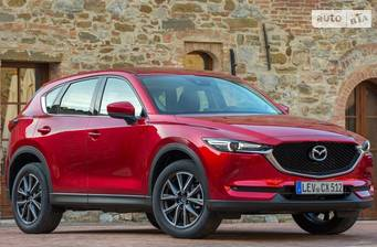 Mazda CX-5 2.2D AT (175 л.с.) 4WD 2018
